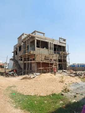 भवन निर्माण मटेरियल सहित