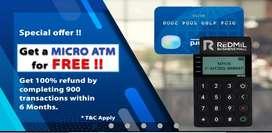 Micro ATM service 2800
