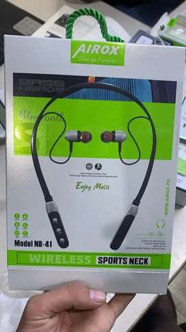 Neck band handsfree