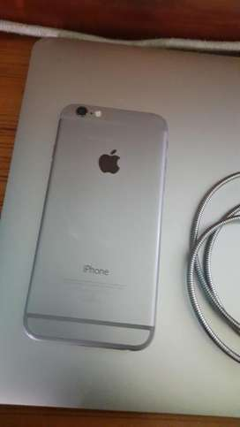 Iphone 6. 64 GB in mint comdition