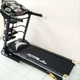 Treadmill elektrik 3 fungsi TL 8600