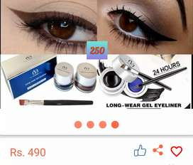 CVB gel eyeliner (2 colours in 1 eyeliner)