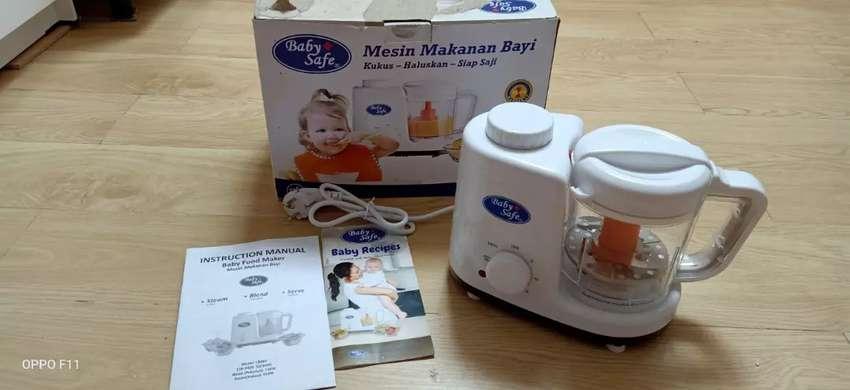 Baby safe food maker 0