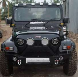 Mahindera thar modified jeep