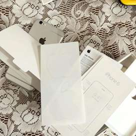 MULUUSSS! Iphone 6 128gb silver