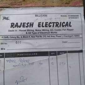 Rajesh electrical & AC service & repair
