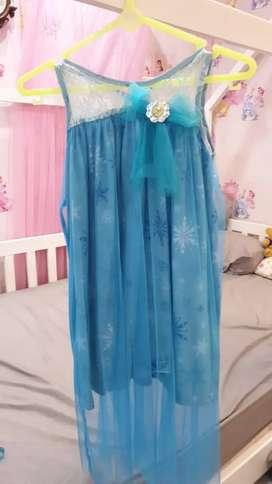 Kostum Elsa Frozen 1