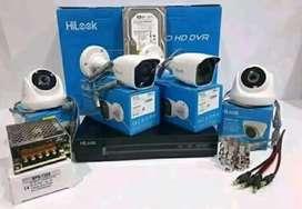 CCTV 2mp murah + pemasangan wilayah sajira