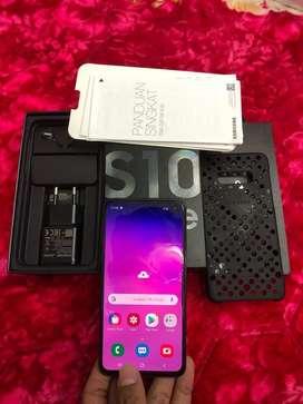 Samsung S10e 6/128gb SEIN Fullset Ori