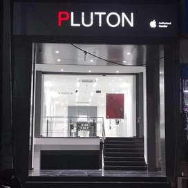 Pluton Apple Store ReuireS Below Staff