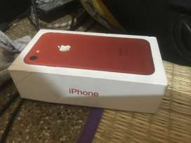Iphone 128GB Red colour