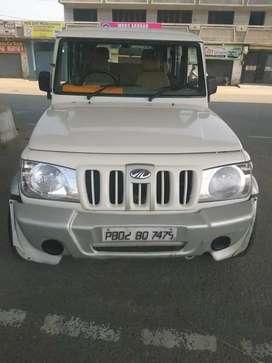 Mahindra Bolero 2011 Diesel 95000 Km Drive
