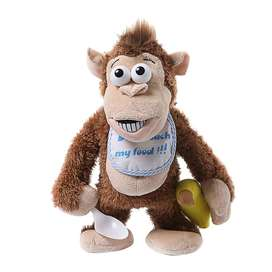 Crying Monkey Electronic Stuffed Animal Spoof Toy