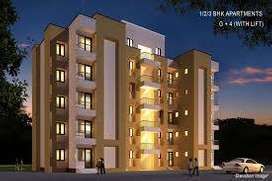 3BHK Flat Fully gated community  For Sale In Ameerpet