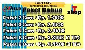 Paket CCTV Dahua Murah