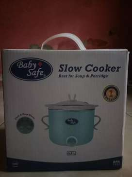 Baby Safe Digital Slow Cooker LB007