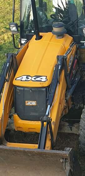 JCB 3DX 4X4 FOR HIRE ONLY