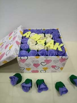 Flower Box Murah Meriah