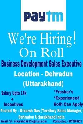 Sales & Business Development