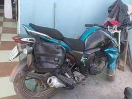 Yamaha fzs fi blue