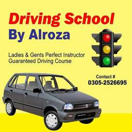 DRIVING INSTITUTE BY ALROZA