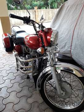 Bullet electra in brand new showroom condition .