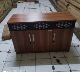 Lemari dapur kinset bawah siap pasang di tempt
