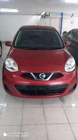 Nissan march 2016 1.2 L matic