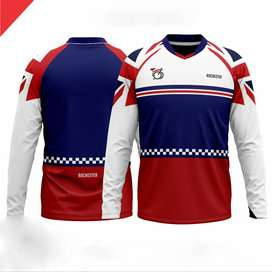 Costum Jersey Sepeda Satuan