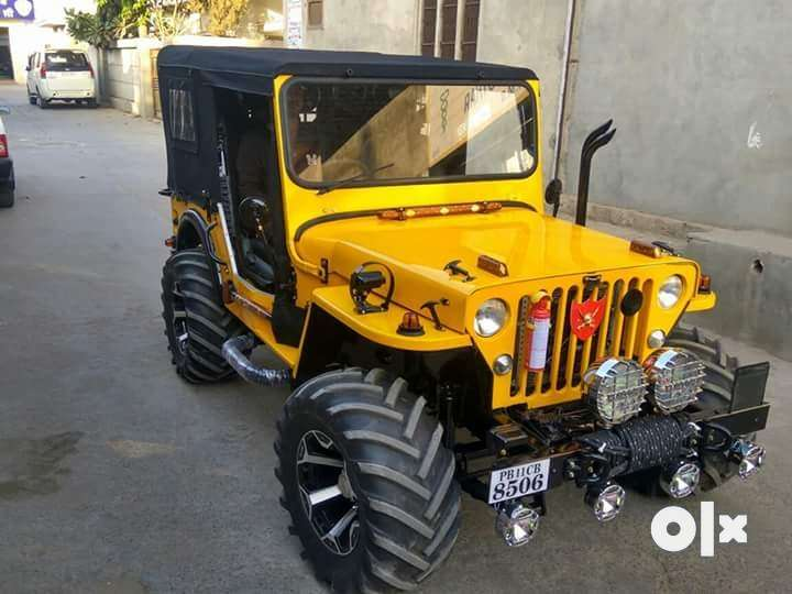 **Dabwali Jeep Motors New jeep Coustmar choice 0