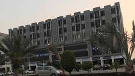 Commercial Plot For Sale In Bahria Town Lahore