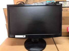 """Led Monitor 19"""" Available."""