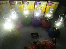 Lampu emergency baterai unik klasik