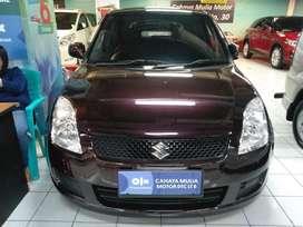 Suzuki Swift ST A/T Burgundy Tahun 2009 Lincahbdan Irit