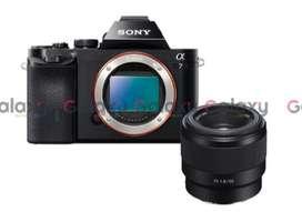 Kredit Sony A7 + FE 50mm F1.8