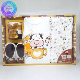 Paket Perlengkapan Bayi Baru Lahir  Baby Newborn Gift Set GB013