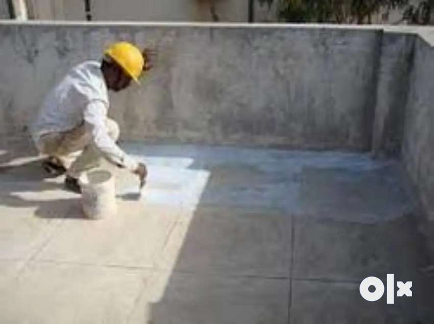 Need 10 labour And One Mistri From Local Area For Waterproofing