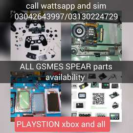ps2 fat slim ps3 xbox all games spear parts availability  availability