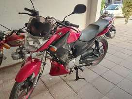 Yamaha ybr 2018 for sale excellent condition only 11k km driven