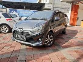 Toyota agya g matik 2018 istimewa