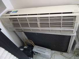 Videocon 1.5 ton AC in good condition on sale on sale