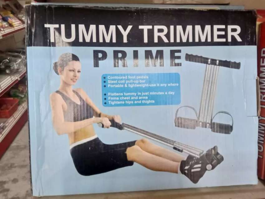 Double Spring Tummy Trimmer 0