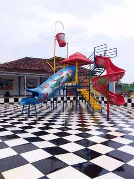 Playground dan alat2 waterboom