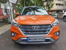 Hyundai Creta 1.6 SX Dual Tone, 2018, Diesel