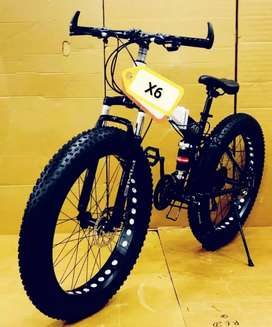 BRAND NEW SPORTS FAT CYCLE WITH 21 SHIMANO GEARS