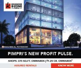 SHOP & Offices In Pimpri- 90 Lakh Ownwards