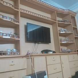 Full Furnished flat available for sale in Samungli heights Quetta