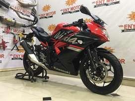 New ninja 250 2019 low km - ENY MOTOR