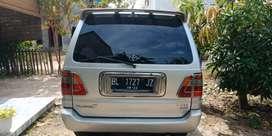 Di jual Kijang LGX 2000 upgrade2003, mesin oke, interior oke