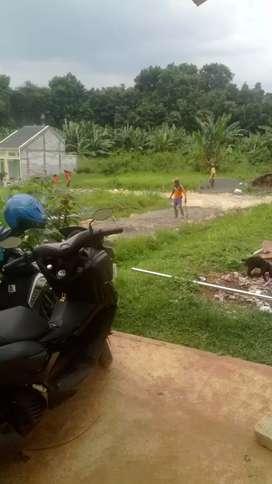 Rumah di pedesaan ciangsana cibubur